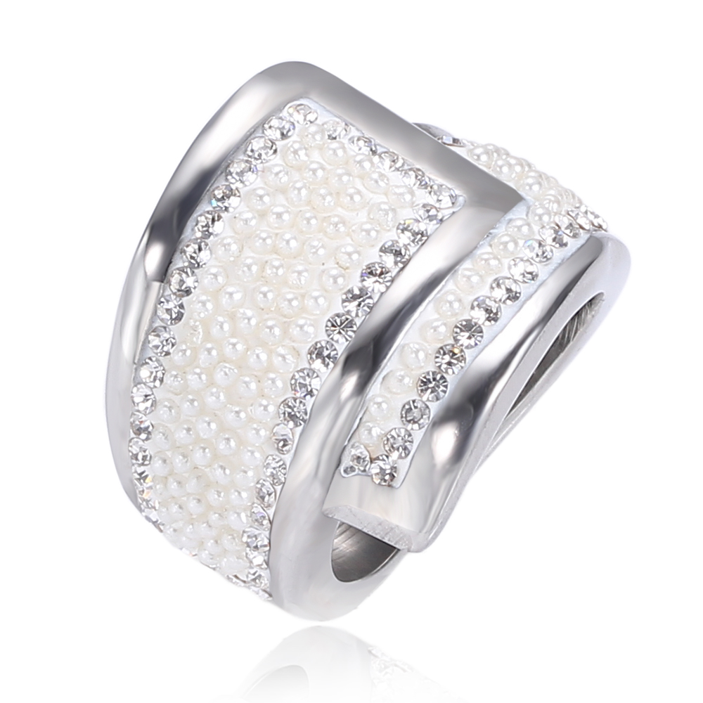 316L Stainless steel Creative Beads Women