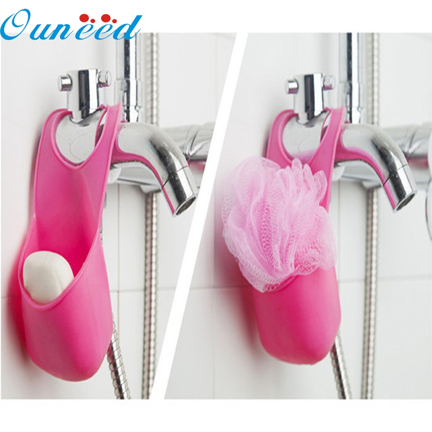 2017 Economic hot sale 1pc Creative Fol Aing Silicone Hanging Kitchen Aathroom Storage Aag A