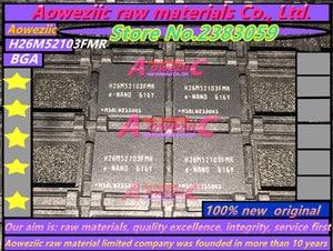 Image 3 - Aoweziic 100% neue original H26M52103FMR BGA speicher chip H26M52103FMR e NADN