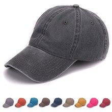Arena lavada HATLANDER Llano teñido 100% algodón suave en blanco gorra de béisbol tapas sombrero de papá no bordado mens cap hat para hombres y mujeres