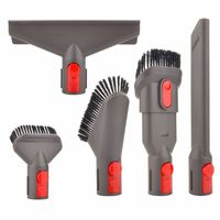 5pcs Vacuum Cleaner Brushes Attachment Kit Vacuum Hose Accessories For Dyson V7 V8 V10