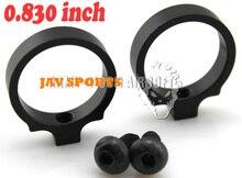 Element EX 312 Light Mount Rings 0.830 Inch Flashlight Laser Tactical Mount+Free shipping(SKU12050345)