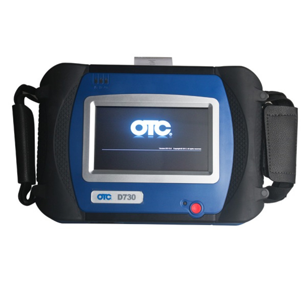 Original SPX AUTOBOSS OTC D730 Automotive Diagnostic Scanner with Built In Printer Multi Languages Covers More Than 50 Vehicles