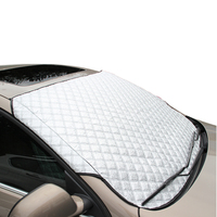 YIKA Car Sunshade Car Window Sunshade Windshield Sunshade Front Portable Sun Shade Universal Cover Snow Shades