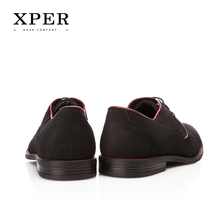 Brand XPER Casual Dress Lace-Up Wear Comfortable Men Wedding Shoes