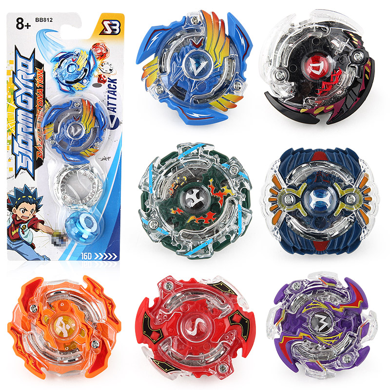 8stylee Beyblade Burst B59 B51 B34 B35 B36 Toys Arena Without Launcher Beyblades Metal Fusion Spinning