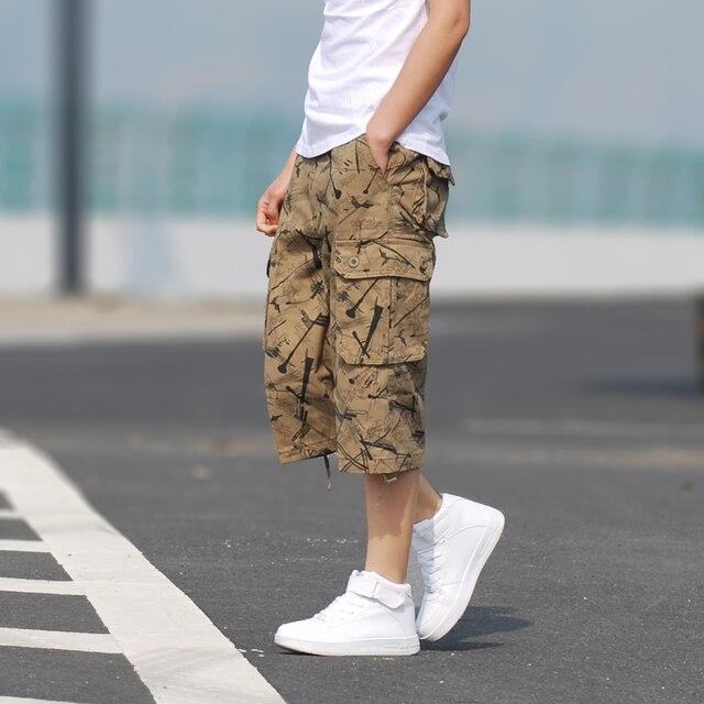 Aliexpress.com : Buy MILEY Men Causal Shorts Camo Cargo Camouflage ...