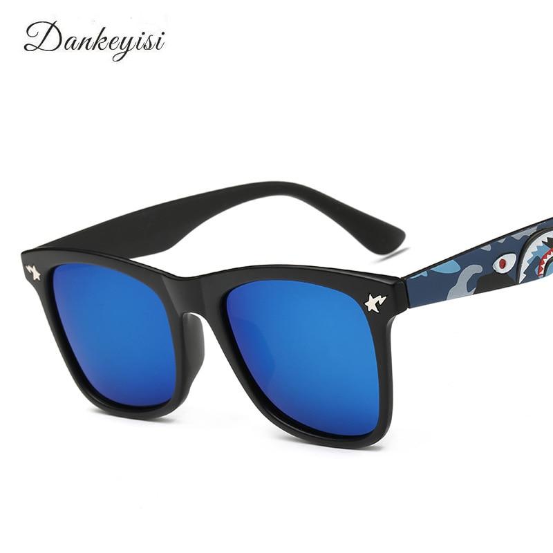 DANKEYISI Mode Polarisées lunettes de Soleil Hommes Femmes lunettes de Soleil  lunettes de Soleil Vintage Femmes Marque Dames Rétro Soleil Lunettes 2d2a3c61a46c