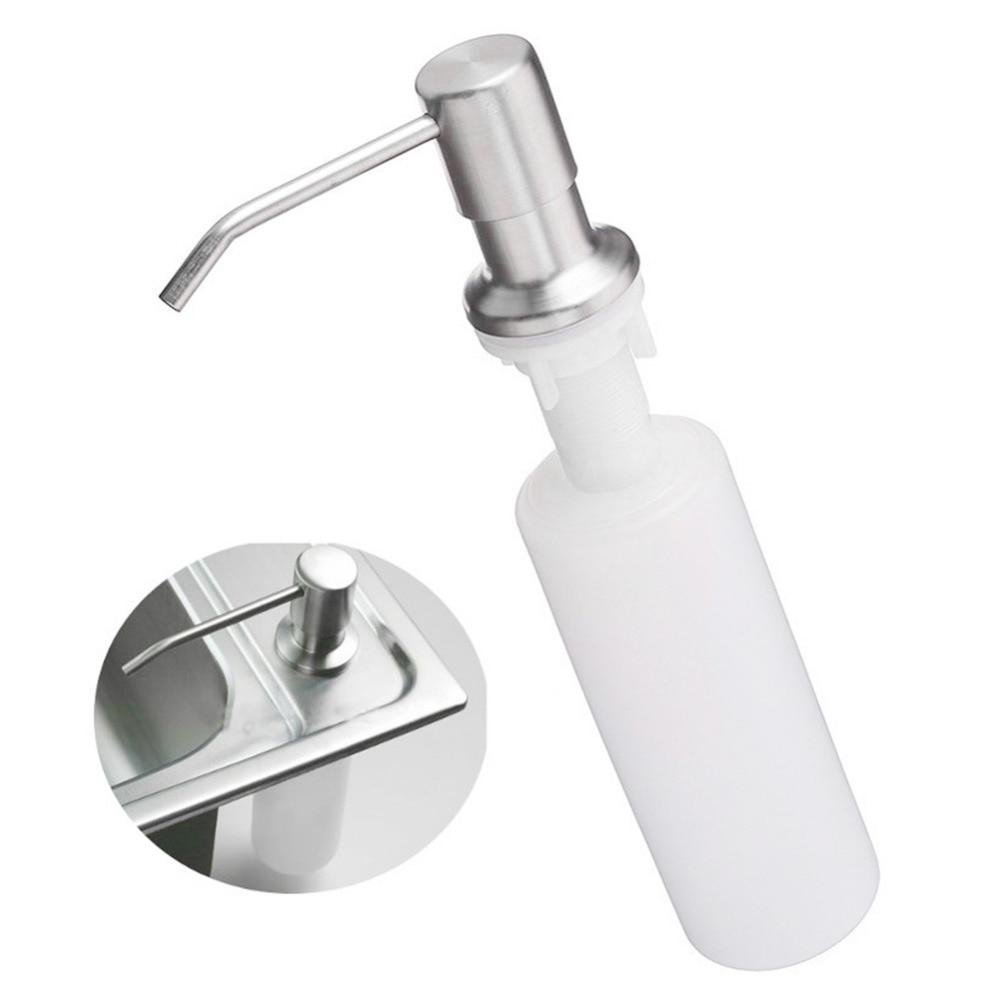 Buy kitchen sink soap dispenser abs - Built in soap dispenser in bathroom ...