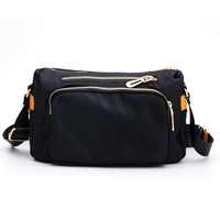 New Sales Women Messenger Bags Casual Waterproof Oxford Travel Bag Nylon Small Crossbody Bag For Woman