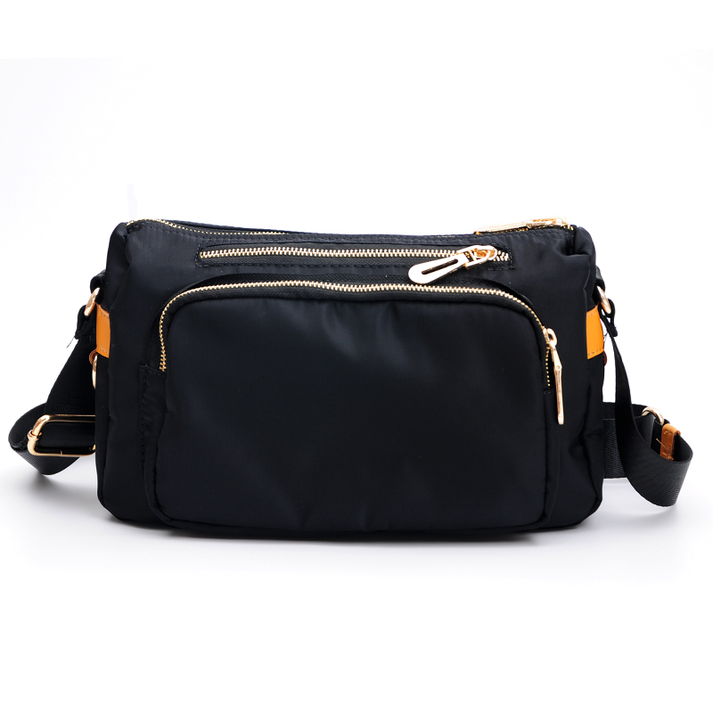 New Sales Women Messenger Bags Casual Waterproof Oxford Travel Bag Nylon Small Crossbody Bag for Woman Multifunction Female Bag