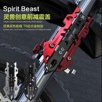Geist Beast motorrad fallschutz tasse sehr coole styling dämpfung schützen L5 neue design