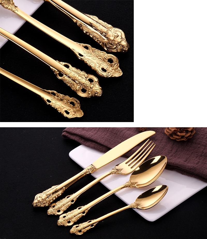 God cutlery set  (7)