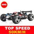 WLtoys High Speed Car A959 2.4G 4CH Shaft Drive RC Stunt Racing Car Remote Control Super Power Off-Road Vehicle toy car FSWB