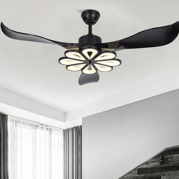 Creative ceiling fan with lamp Modern w/remote control