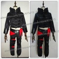 DMMD Cosplay Dramatical Murder black Seragaki Aoba cosplay costume customize any size