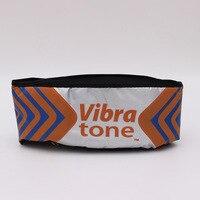 Vibra Tone Slimming Belt Vibration Belt Sauna Massager Slim Waist Massage Lose Weight Belt Vibration Fat Burner Body Massager