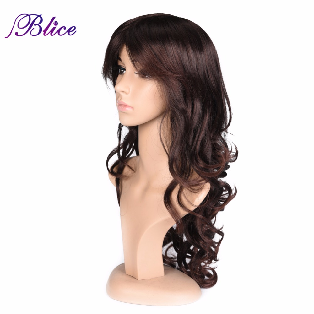 Blice Synthetic Wig For Women Long Wig 20