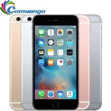 Разблокирована Оригинальный Apple iPhone 6 S IOS 9 Двухъядерный 2 ГБ ОПЕРАТИВНОЙ ПАМЯТИ 16/64/128 ГБ ROM 4.7 ». МП Камера iphone6s LTE мобильный телефон используется