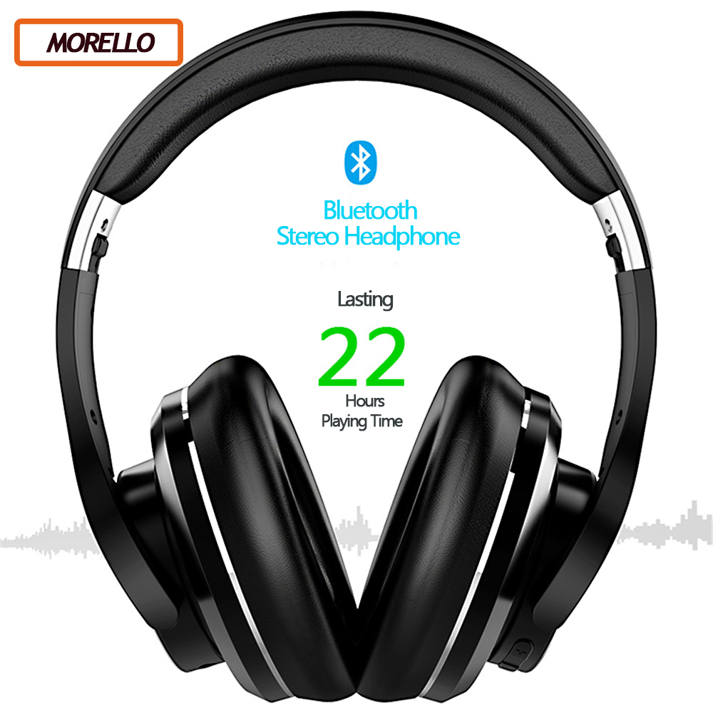 2017 New Bluetooth Headphone Wireless Headphones Stereo Bass Foldable Sport Earphone Bluetooth 4.1+ Mic Bluetooth Headphone economic set original nia q1 8 gb micro sd card a set bluetooth headphone wireless sport headsets foldable bluetooth earphone