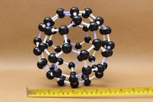 23mm Chemistry Teaching Crystal Carbon 60 C60 Atom Molecular Model Set early learning toy great