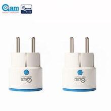 NEO COOLCAM NAS WR01ZE 2 PZ/LOTTO Zwave Presa Plug In Smart Power Plug EU Presa Smart Home, Casa Intelligente di Automazione del Sistema di Allarme di Casa