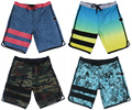 Awesome Elastic Fabric Camouflage Mens Bermuda Shorts Fashion Quick Dry Beachshorts High Quality Boardshorts Leisure Shorts BNWT