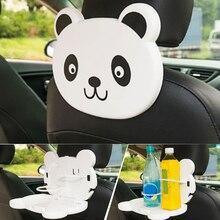 4 Colors Foldable Auto Car Back Seat Table