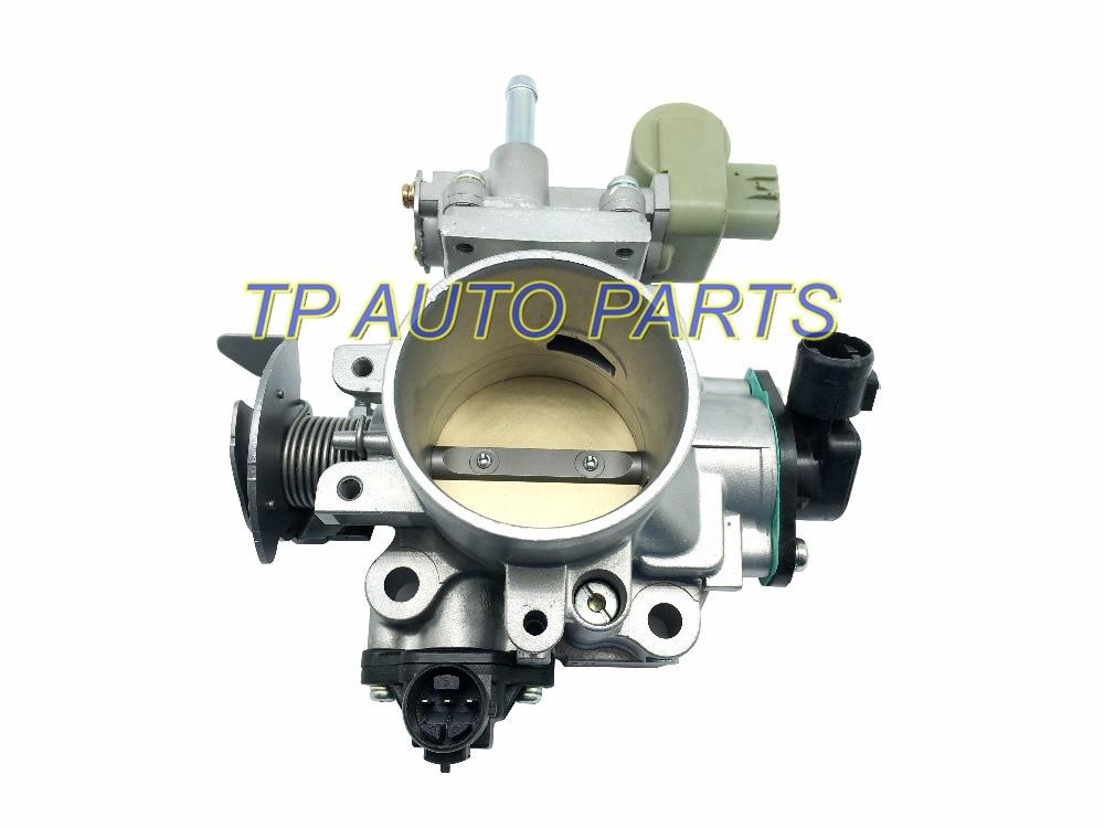 Complete Throttle Body GY10E For 96 Hon da Civ ic EX OEM 16400 P2P A51 16400P2PA51