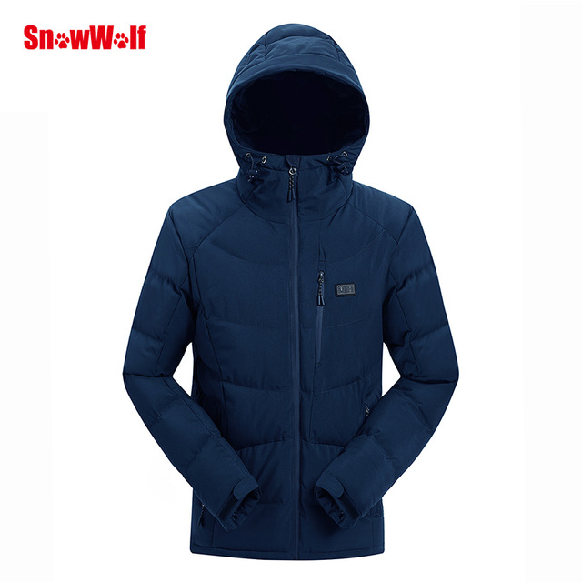 Electric 39Off Us66 Coat Outdoor 92 Vest Hooded Heated Heating Camping Winter Battery Thermal Hiking In snowwolf Men Jacket Pkn0wO8