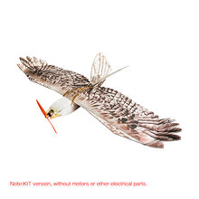 Biomimetic adelaar EPP Mini Slow Flyer 1200mm Wingspan RC Airplane KIT RC Animal Bird Flying Toys Aircraft(China)