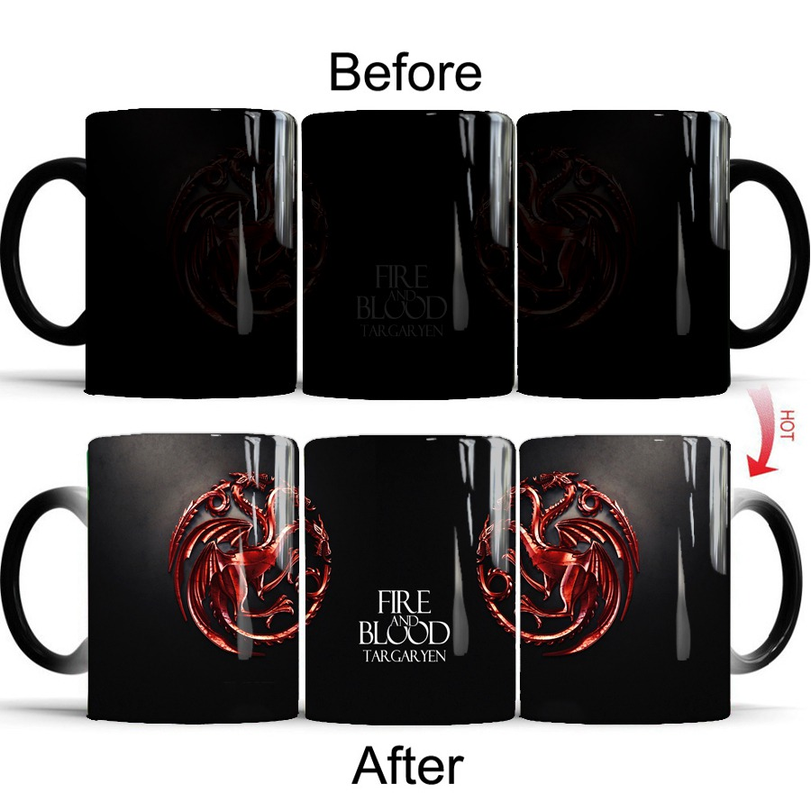 Color Changing Mug Game Of Thrones 17