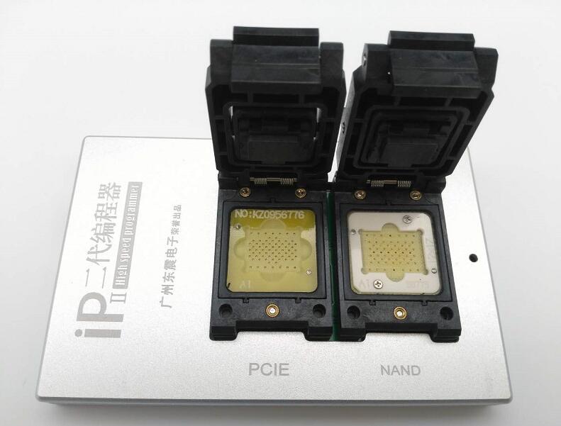 Più nuovo IPBox V2 BOX IP 2th Generazione NAND PCIE 2in1 Ad Alta Velocità Programmerfor iPhone 7 Plus/7/6 s Plus/6 s/6 Plus/5 s/5C/5/