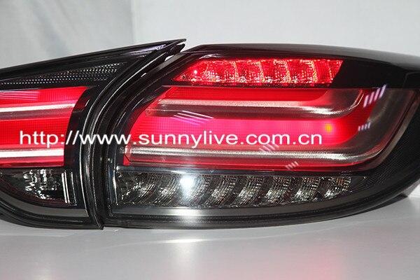 Për MAZDA CX-5 LED llambë bishti 2013-2014 Mbulesë - Dritat e makinave - Foto 2