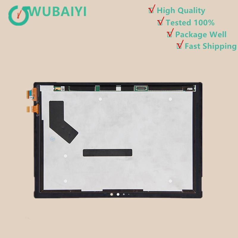 Pour MicroSoft Surface Pro 4 1724 LCD Affichage à L'écran Tactile Digitizer Assemblée Remplacement Livraison Gratuite