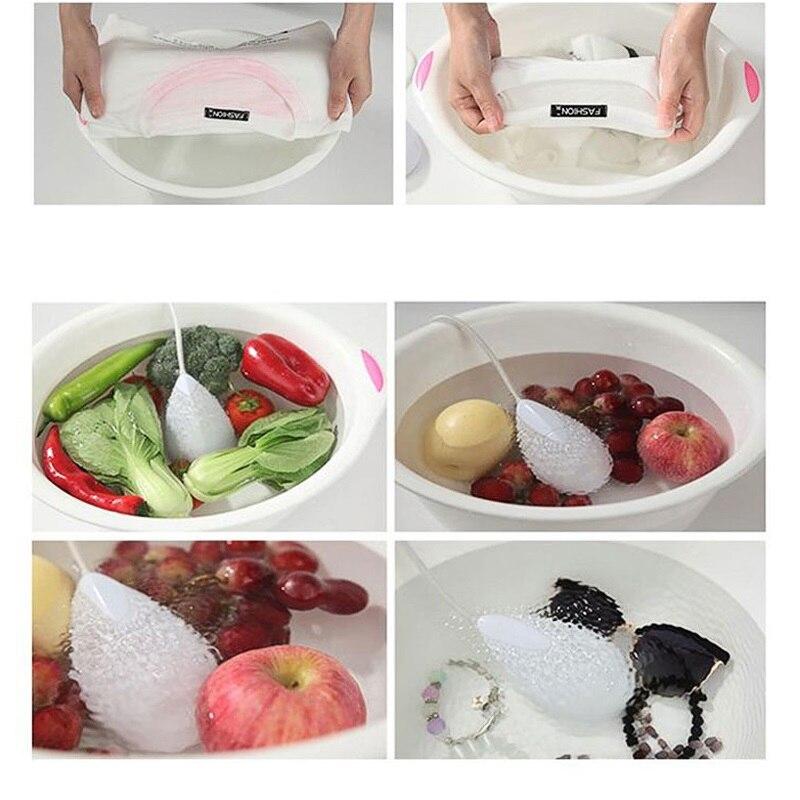 USB Portable Ultrasonic Washing Machine Fruit Vegetable Clothes Cleaning Machine Portable Food Ultrasonic Sterilizer For Travel