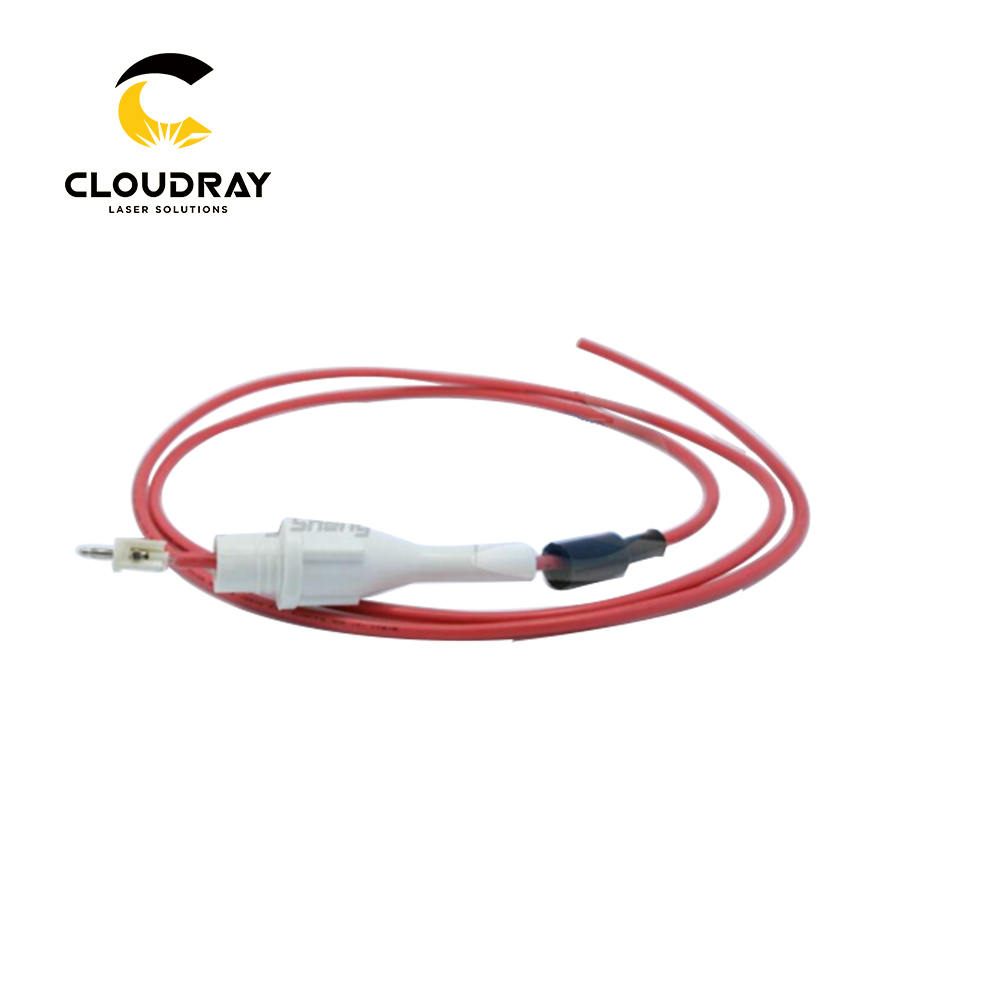 Cloudray High Voltage Cable 1.5M Length For CO2 Laser Power Supply And Laser Tube Laser Engraving And Cutting Machine