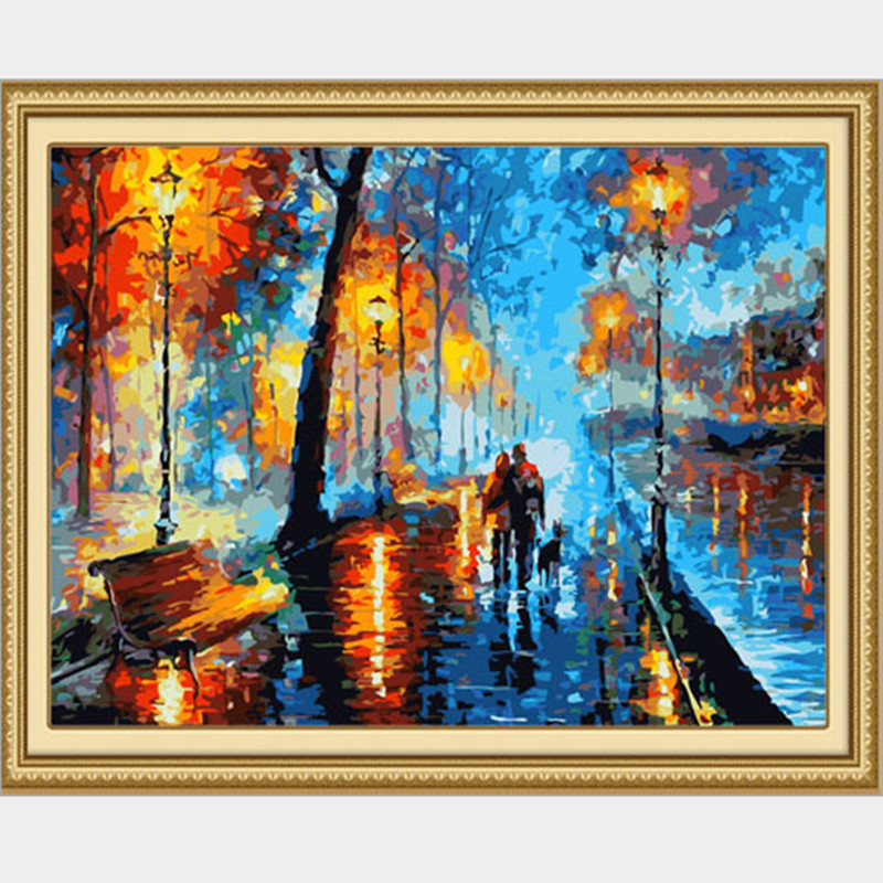 Picture Frame Painting - Page 3 - Frame Design & Reviews ✓