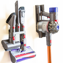 Storage Bracket Holder For Dyson V7 V8 V10 V11 Vacuum Cleaner Parts Brush Stand Tool Base Accessory High Quality