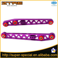 PURPLE SERIES REAR LOWER CONTROL ARMS FOR HONDA CIVIC 96 00 EK Purple