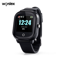 Wonlex GW700S Waterproof IP67 Kids Smart GPS Watch with AGPS/LBS/WiFi Camera SOS Call Phone Kids Tracking Watch for Android iSO