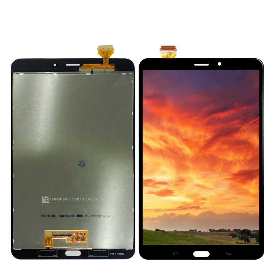 8For Samsung Galaxy Tab A 8.0 2017 SM-T380 SM-T385 T380 T385 Lcd Display Touch Screen Digitizer Glass assembly Free Tools for alcatel one touch idol 3 6045 ot6045 lcd display digitizer touch screen assembly free shipping 10pcs lots free dhl