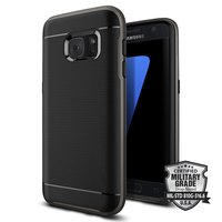 100 Original SGP Neo Hybrid Case For Samsung Galaxy S7 Military Grade Protection Shockproof Phone Cases