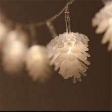 Popular Pinecone Christmas Lights-Buy Cheap Pinecone Christmas ...