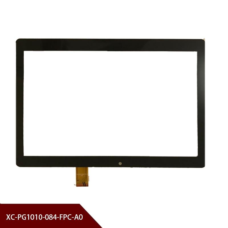 Schwarz Neu Für 10,1 zoll XC-PG1010-084-FPC-A0 Tablet PC Digitizer Touchscreen Panel ersatzteil Kostenloser Versand