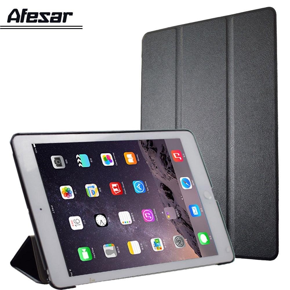 Smart cover för New iPad 9.7 (2017 Model) väska - Ultra Slim Flip väska till 2017 iPad 9.7 med Magnet Sleep & awake skyddskåpa