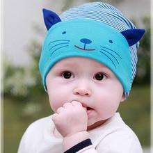 Cute Print Cat Hats Beanies