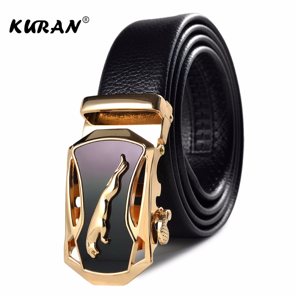 New Designer Men's   Belts   Luxury Man Fashion   Belt   for Men High Quality Automatic Buckle Male Waist Strap