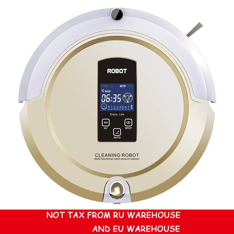 Auto Robot Vacuum Cleaner A325 Roboter-Staubsauger (Sweep, Vacuum, - Haushaltsgeräte