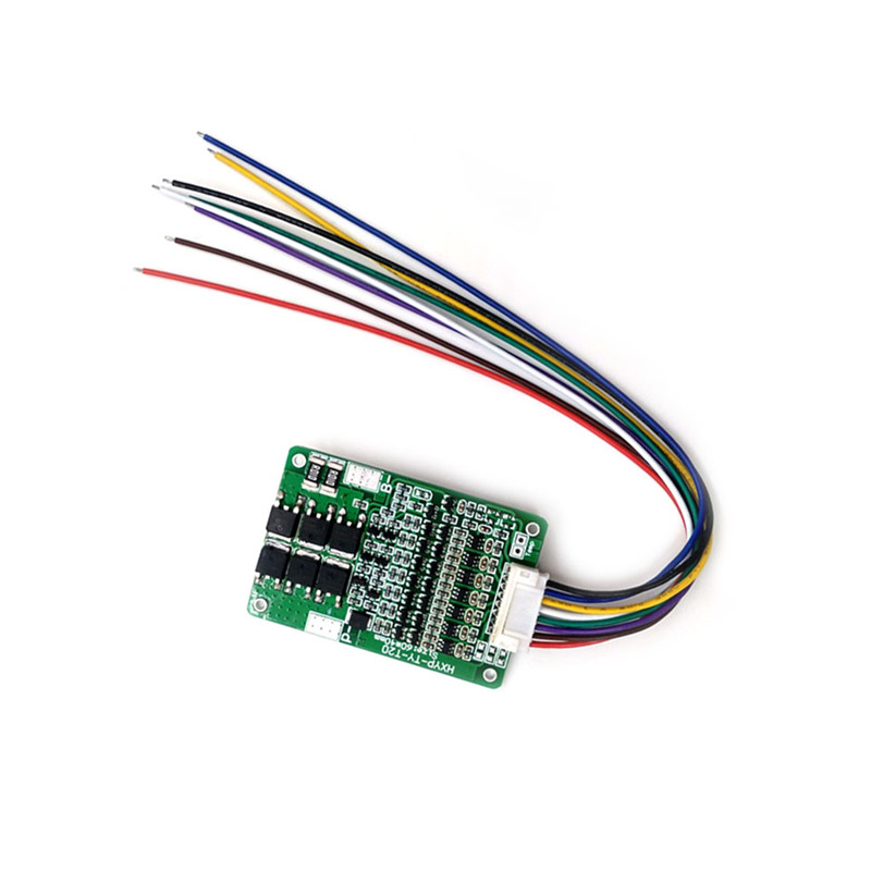 BMS 3S 4S 5S 6S 7S 20A 12.6V Lithium Battery Protection Board 16.8V 21V Balanced 25.2V 29.4V18650 Protection Board